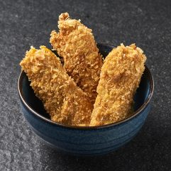Cheddar sajt dupla ropogós panírban